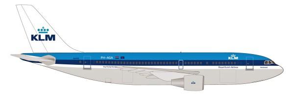 Herpa Wings 531573 - KLM Airbus A310-200 - 1:500