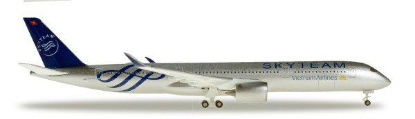 """Herpa Wings 532693 - Vietnam Airlines Airbus A350-900 """"SkyTeam"""" - VN-A897 - 1:500"""