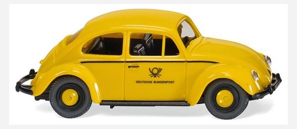Wiking 081010 - Post - VW Käfer 1200 - 1:87