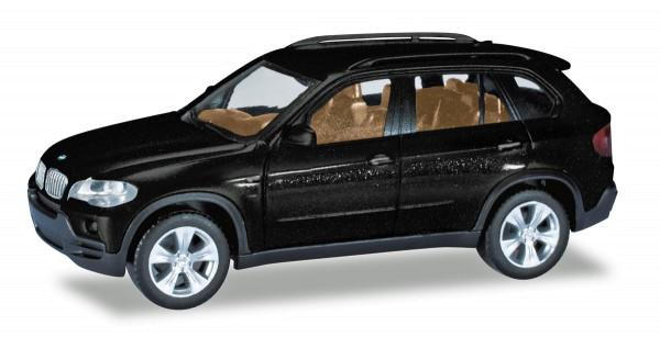 Herpa 033695-004 - BMW X5™, schwarzmetallic - 1:87