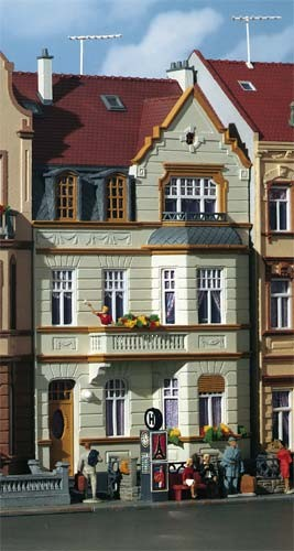 Kibri 39101 (9101) - Bürgerhaus mit Erker in Bonn - H0