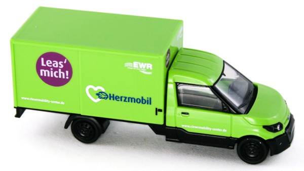 Rietze 33026 - Streetscooter Work L EWR Worms - 1:87