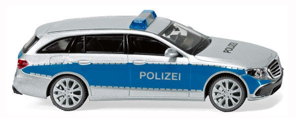 Wiking 022710 - Polizei - MB E-Klasse S213 - 1:87