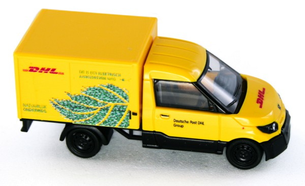 Rietze 33029 - Streetscooter Work DHL (NL) - 1:87