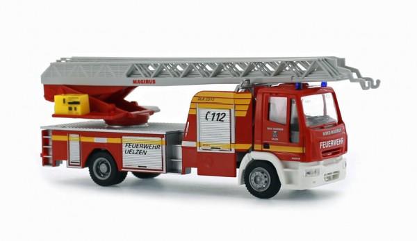 Rietze 68540 - Iveco Magirus DLK 32 FW Uelzen - 1:87