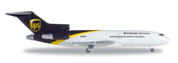 Herpa Wings 530873 - UPS Airlines Boeing 727-100C - N936UP - 1:500