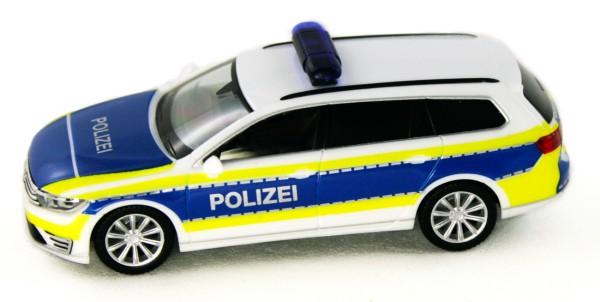 """Herpa 932691 - VW Passat Variant GTE """"Polizei Hannover"""" - 1:87"""