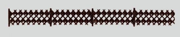 Vollmer 45018 - Vorgartenzaun - Länge: 200 cm - H0