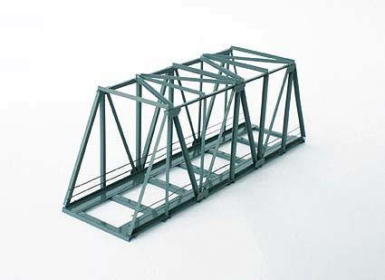 Vollmer 42562 - Kastenbrücke - Metall-Fertigmodell - H0 (2562)