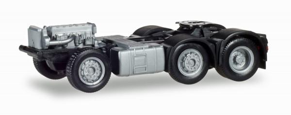 Herpa 084918 - Fahrgestell Mercedes-Benz Actros Giga/Big/Stream 6x2 Inhalt: 2 Stück - 1:87