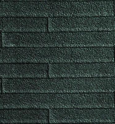 Kibri 34116 (4116) - Dachpappe-Platte - Fläche: 240cm² - H0
