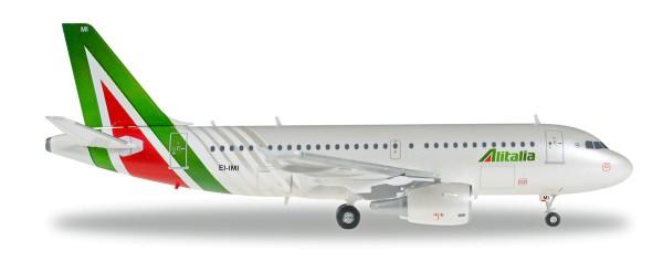 "Herpa Wings 557962 - Alitalia Airbus A319 ""Isola di Ponza"" - 1:200"