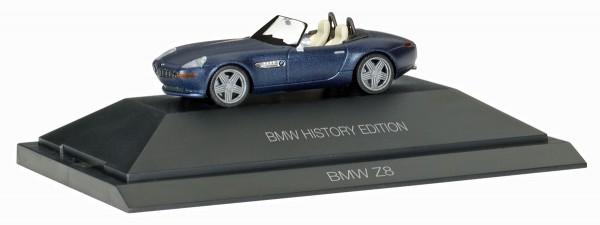 """Herpa 102063 - BMW Z8 """"BMW History Edition"""" - 1:87"""