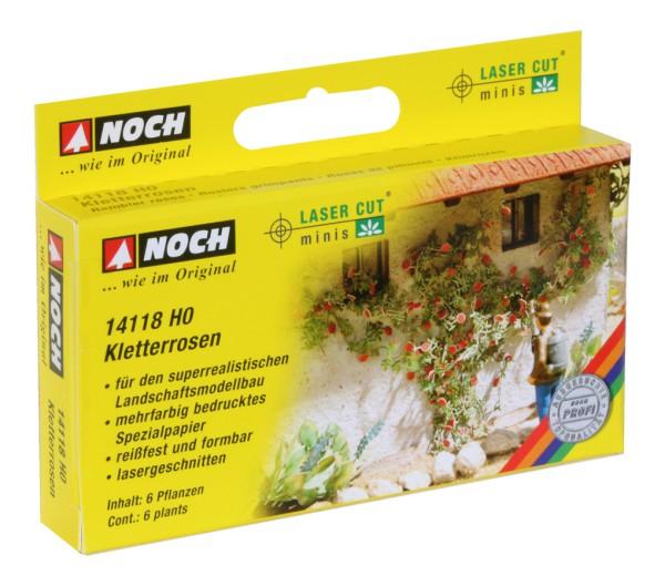 NOCH 14118 - Kletterrosen - H0