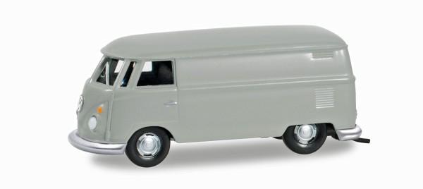 Herpa 090469-003 - VW T1 Kasten, lichtgrau - 1:87