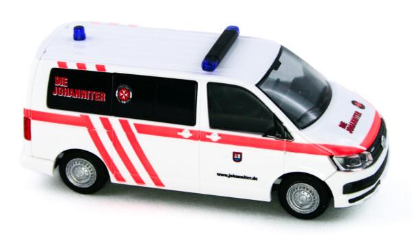 Rietze 53704 - Volkswagen T6 Johanniter Hannover - 1:87
