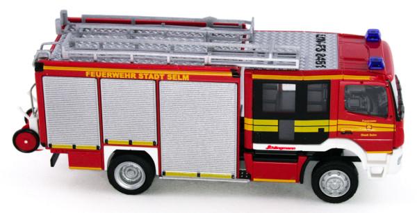 Rietze 72907 - Schlingmann Varus HLF Feuerwehr Selm - 1:87