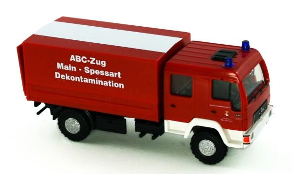 Rietze 68042 - MAN Dekon-P ABC Zug Main-Spessart - 1:87