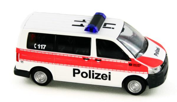 Rietze 51903 - Volkswagen T5 Stadtpolizei Zürich (CH) - 1:87
