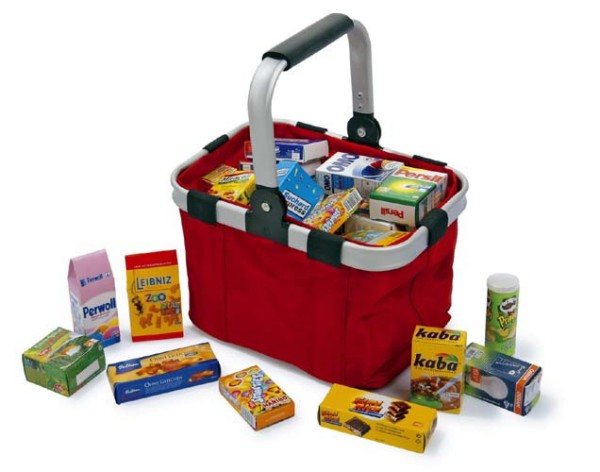 Carry-Bag / Klappbarer Einkaufskorb (8271)