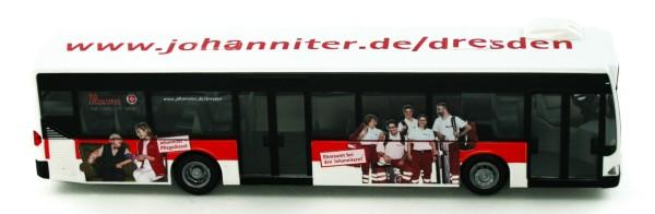 Rietze 66997 - Mercedes-Benz Citaro Die Johanniter Dresden - 1:87