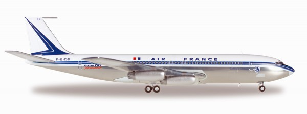 "Herpa Wings 557245-001 - Air France Boeing 707-320 ""Château de Chambord"" - 1:200"