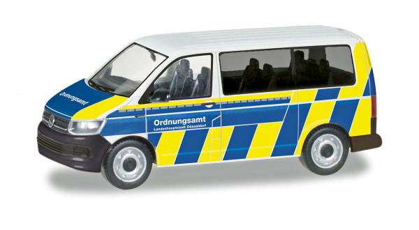 """Herpa 094764 - VW T6 Bus """"Ordnungsamt Düsseldorf"""" - 1:87"""