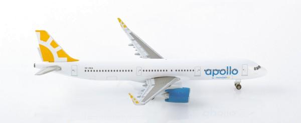 Herpa Wings 533065 - Novair Airbus A321 neo - 1:500