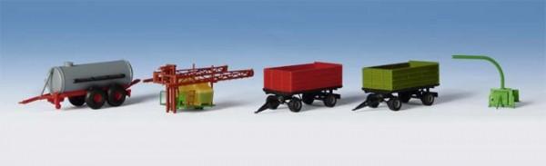 Kibri 12996 - Landwirtschaftliches Set - H0