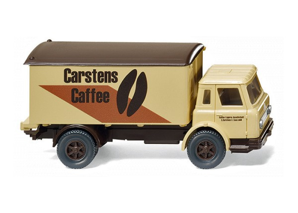 "Wiking 044602 - Koffer-Lkw (Int. Harvester) ""Carstens Caffee"" - 1:87"