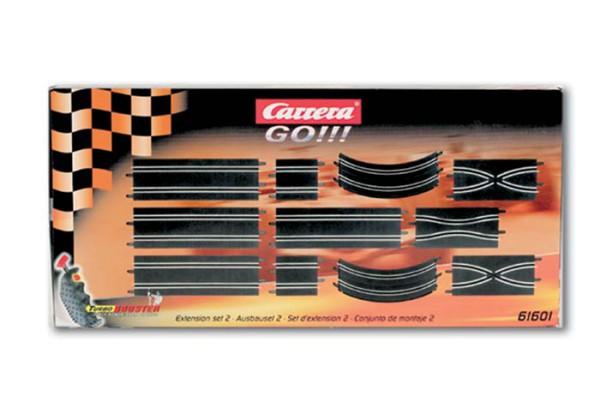 CARRERA GO 61601 - Ausbau-Set 2