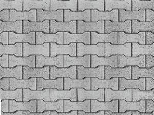 Vollmer 46054 - Knochensteine (-Zement) - Karton - H0 (6054) - Fläche: 0,031m²
