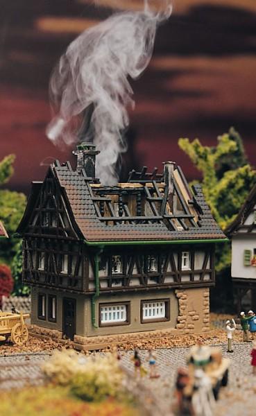 Vollmer 49538 - Brennendes Haus - Z (9538)