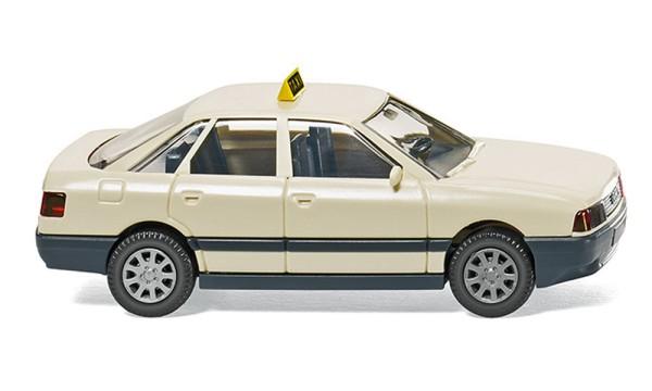 Wiking 080010 - Taxi - Audi 80 - 1:87