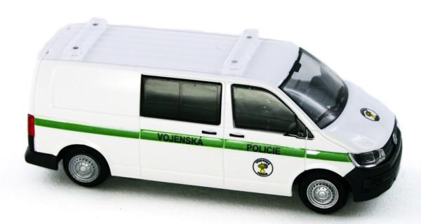 Rietze 53707 - Volkswagen T6 Vojenska Policie (CZ) - 1:87