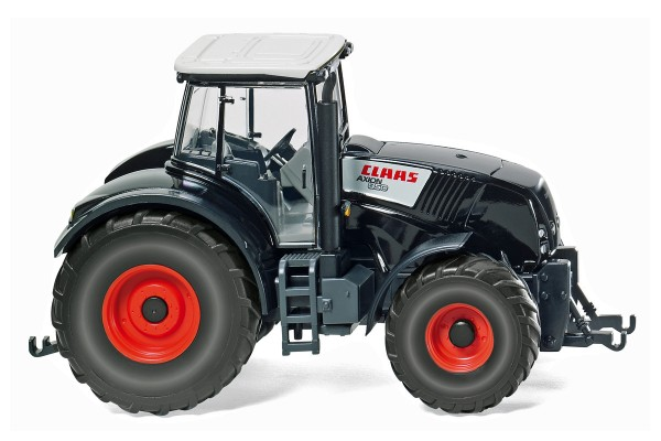 Wiking 036302 - Claas Axion 850 - schwarz - 1:87