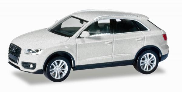 Herpa 034821-004 - Audi Q3®, cuvéesilber metallic - 1:87