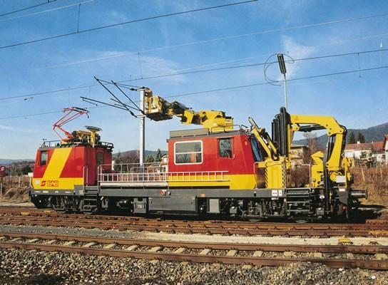 Kibri 16080 - PLASSER & THEURER Motorturmwagen - H0