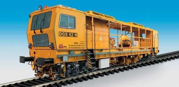 Kibri 16070 - Dynamischer Gleisstabilisator - H0