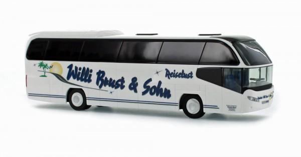 Rietze 67118 - Neoplan Cityliner 07 Reisebüro Willi Brust & Sohn - 1:87