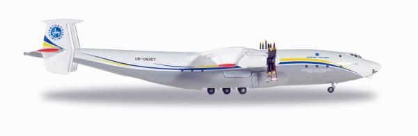 Herpa Wings 532648 - Antonov Airlines Antonov AN-22 Antei - UR-09307 - 1:500