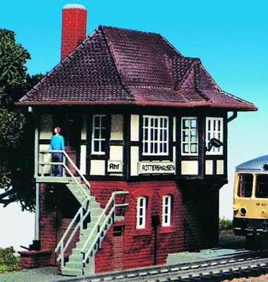 Kibri 39486 (9486) - Stellwerk Rottershausen - H0