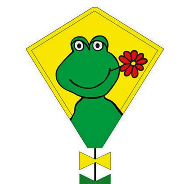 Invento-HQ Eddy Happy Froggy 50 cm - Einleiner (45 x 50 cm) - R2F