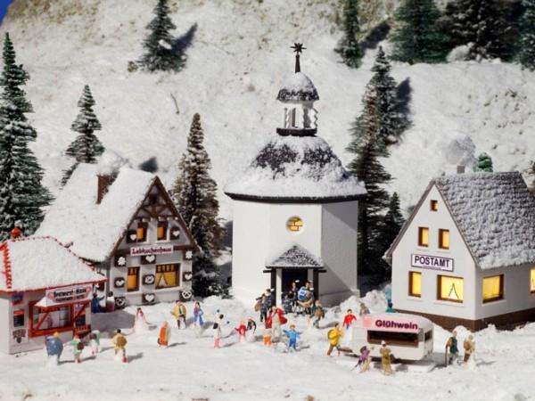 Vollmer 47613 - Weihnachtsdorf - N (7613)