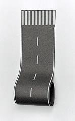 Vollmer 46021 - Straßenfolie mit Zebrastreifen - H0 (6021) - Fläche: 0,08m² (1m²=77,38EUR)