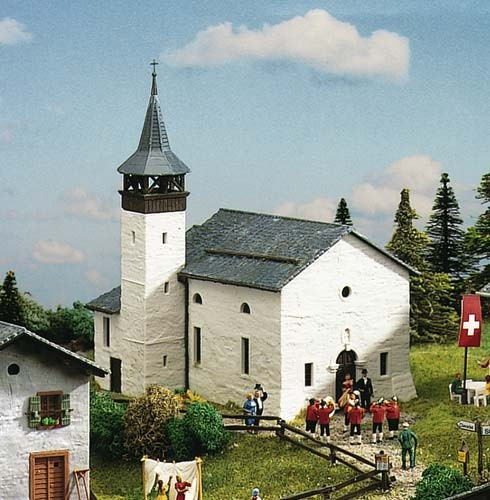 Kibri 38813 (8813) - Antoniuskapelle Saas-Grund - H0