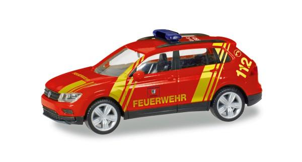 "Herpa 093194 - VW Tiguan ""Feuerwehr Goslar"" - 1:87"