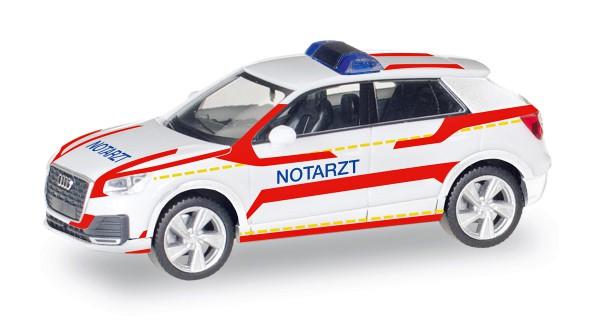 "Herpa 093361 - Audi Q2 ""Notarzt"" - 1:87"