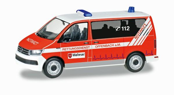 "Herpa 093415 - VW T6 Bus ""Malteser Offenbach"" - 1:87"