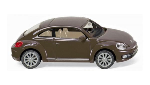 Wiking 002901 - VW The Beetle toffeebraun metallic - H0